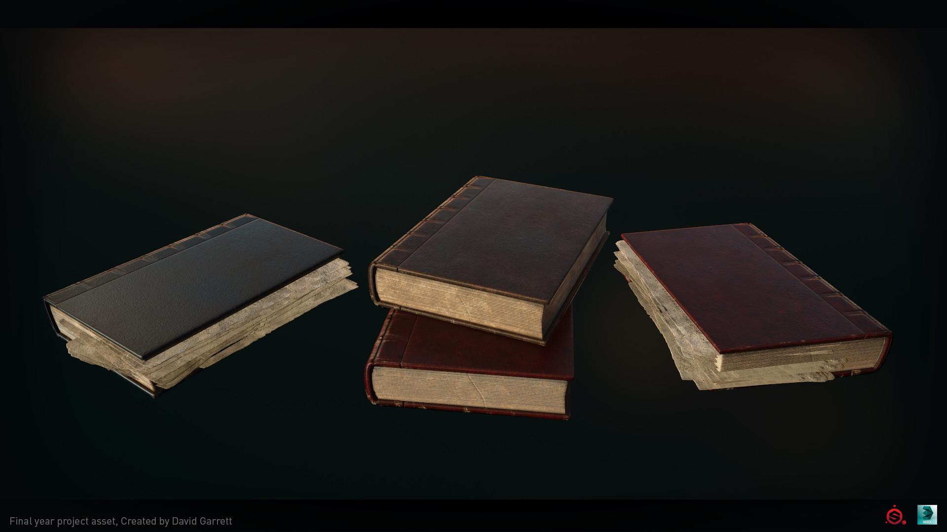 David garrett n3094311 asset shot books