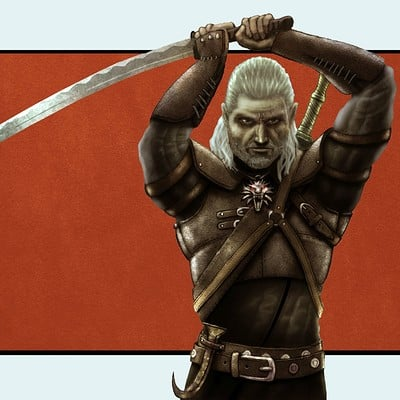 Tomek pilarz witcher by tepesart d8up2hf