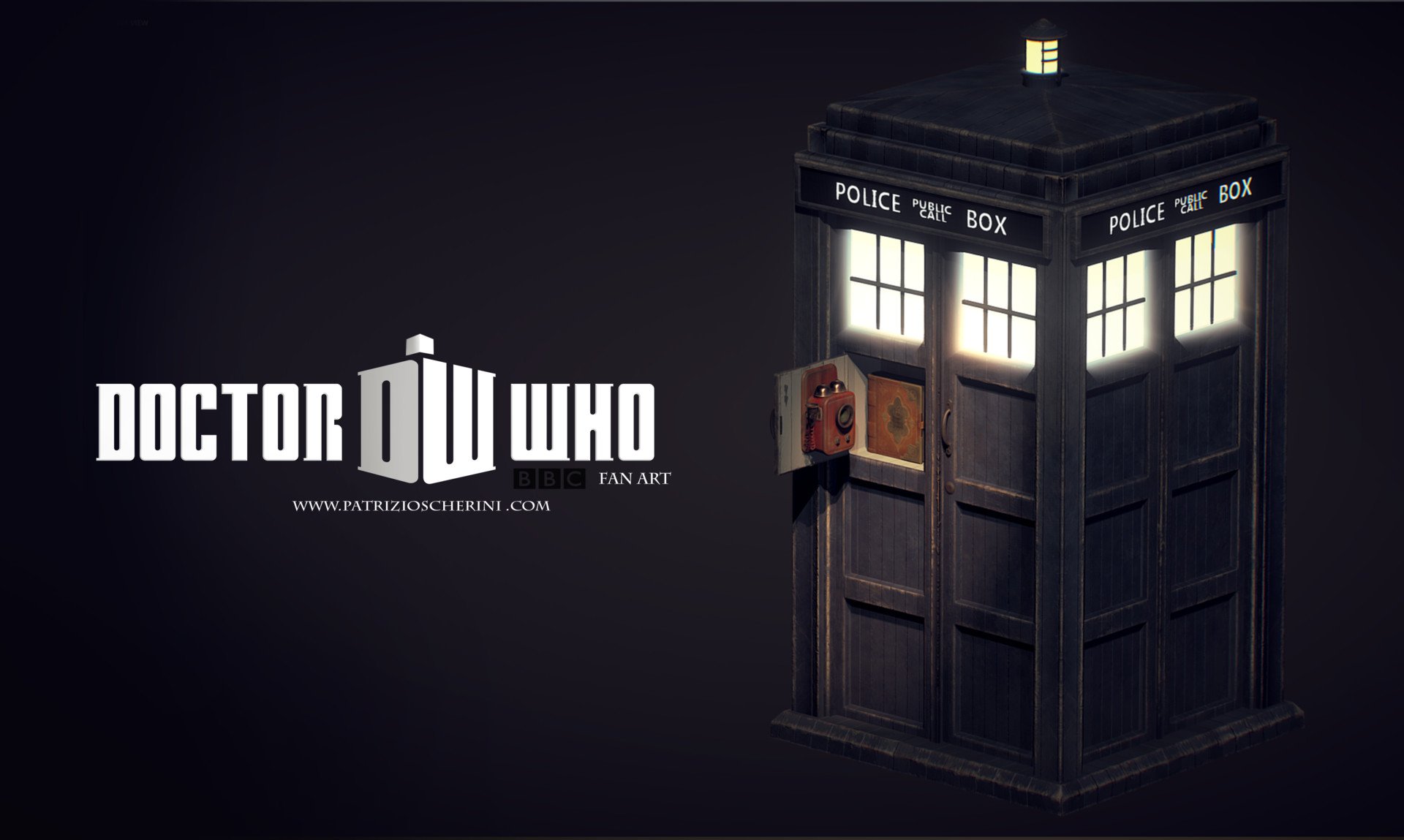Patrizio scherini patrizioscherini doctorwho beauty 01