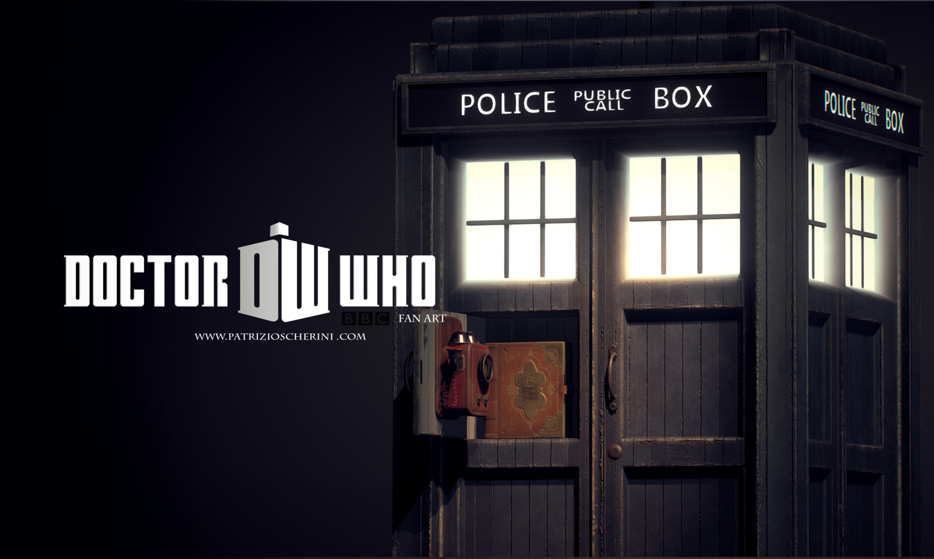 Patrizio scherini patrizioscherini doctorwho beauty 02
