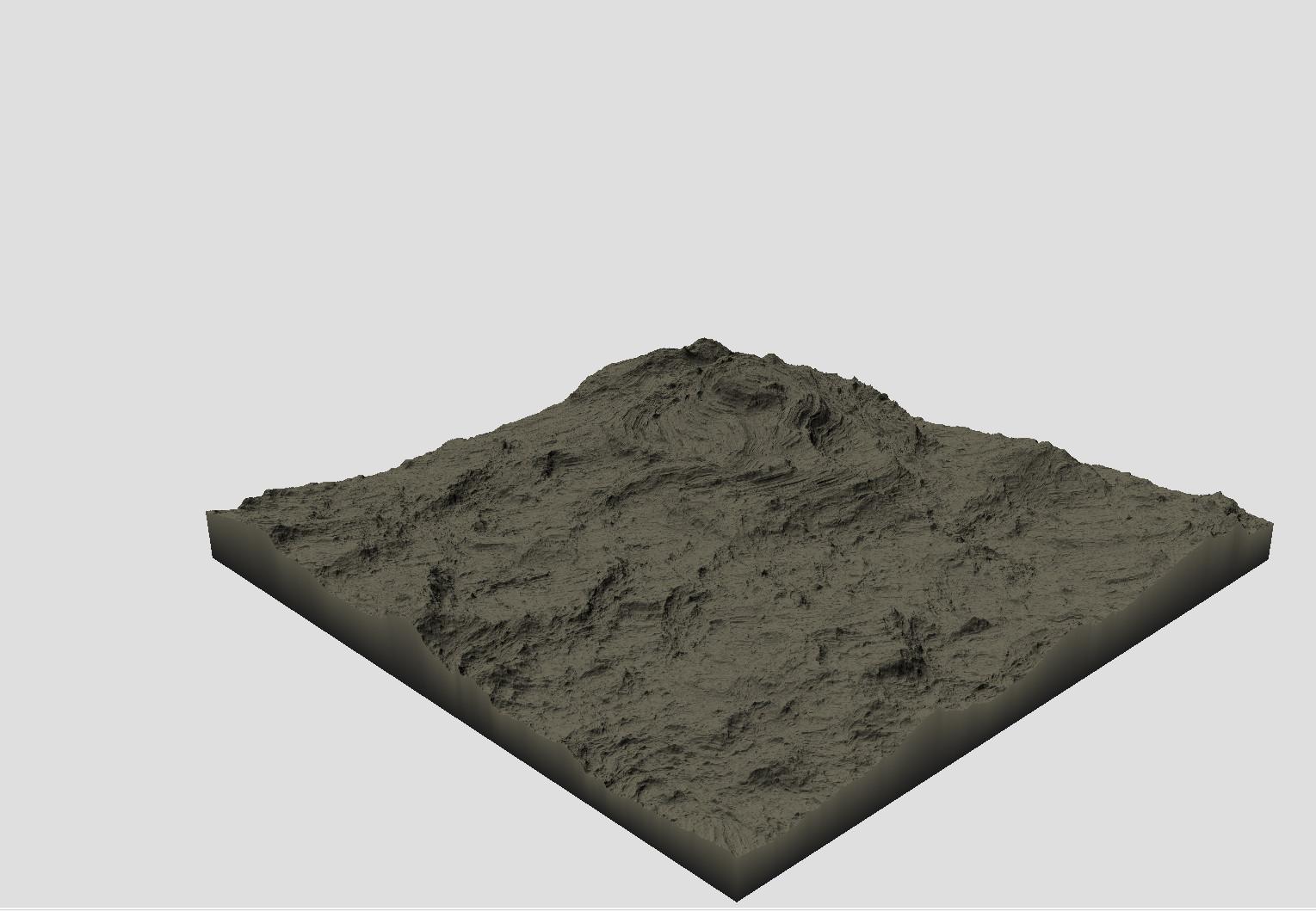 Ricardo guimaraes terrain