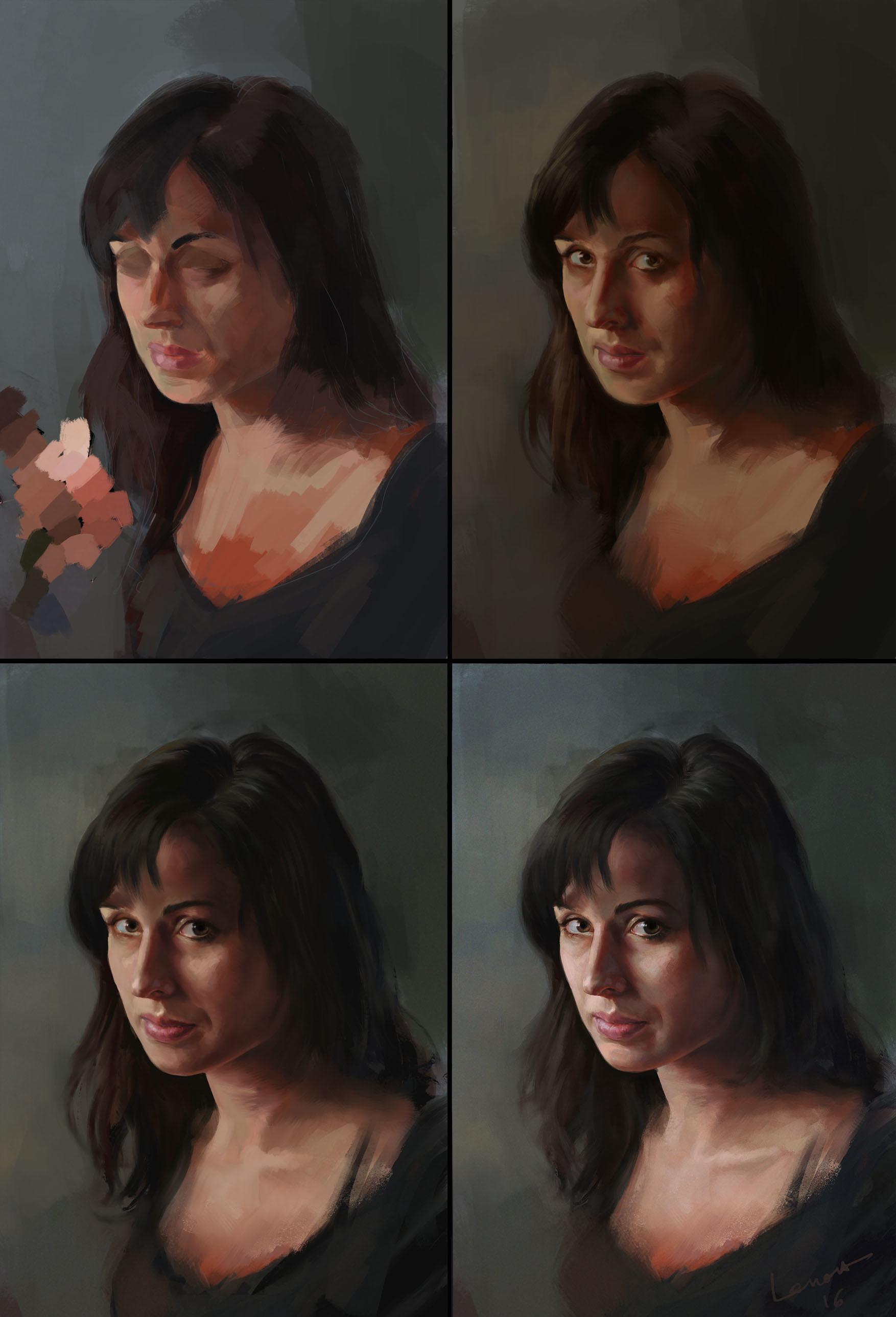 Mateusz lenart portrait jl m lenart steps
