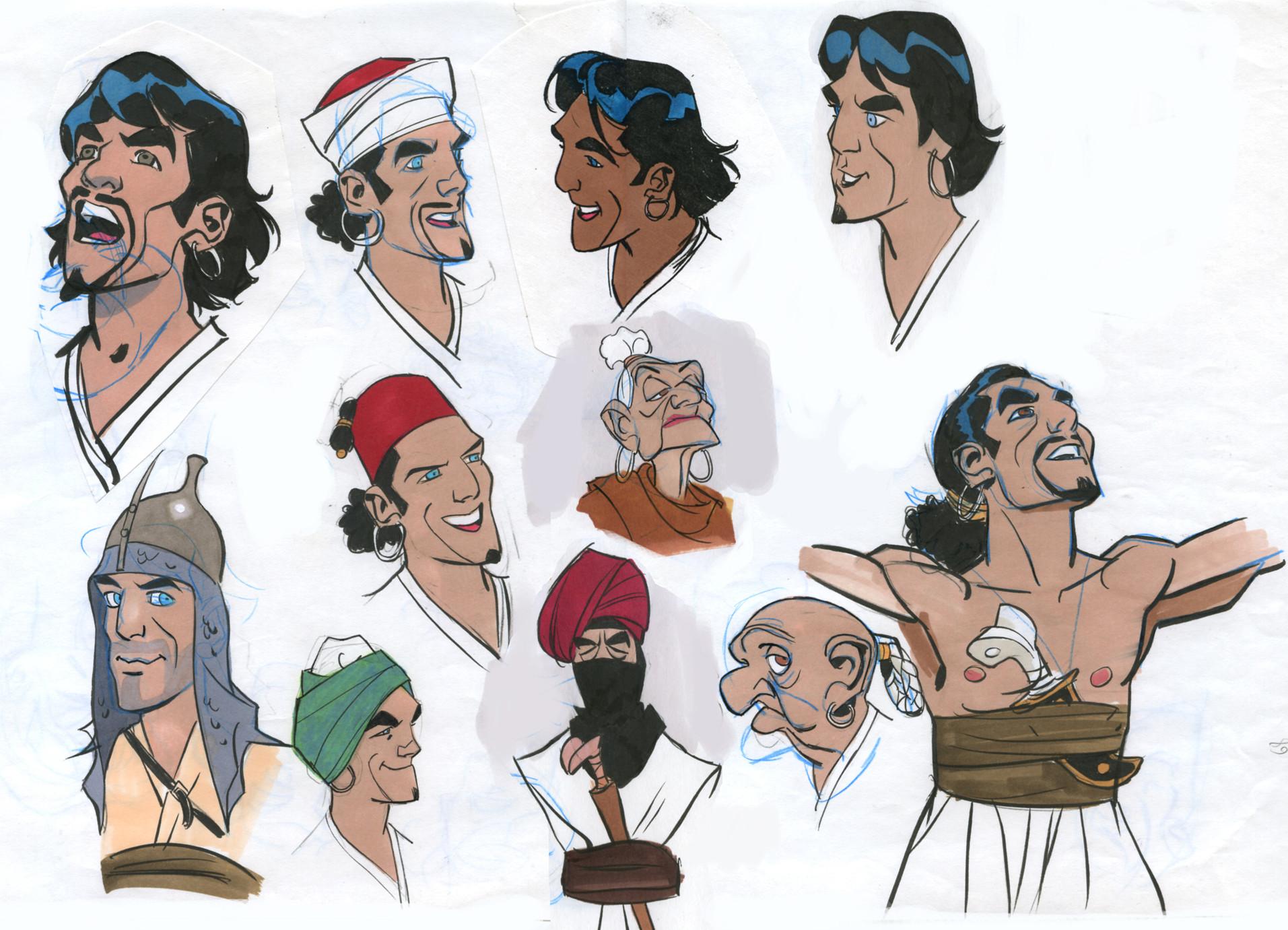 Rodolfo damaggio simbad studies