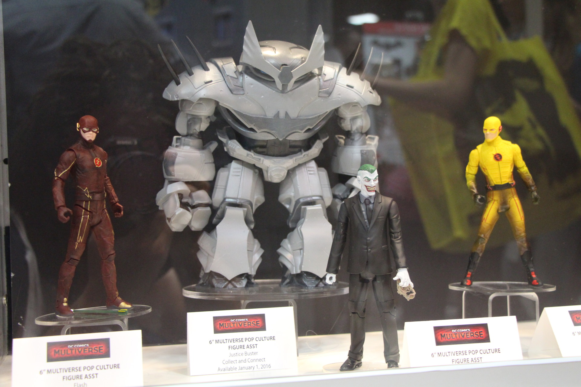 Mattel Display SDCC 2015