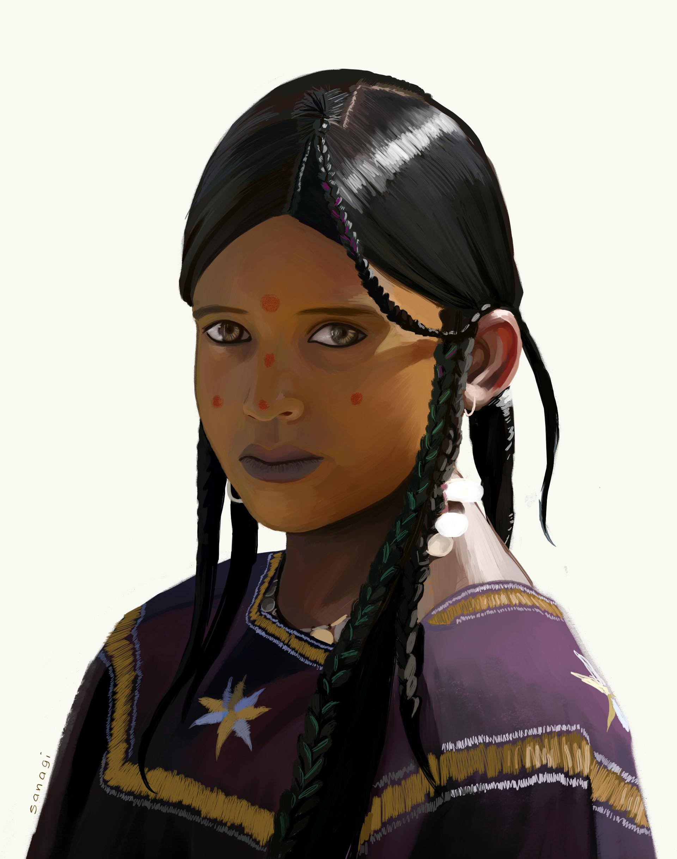 Amanda corona tuaregirl