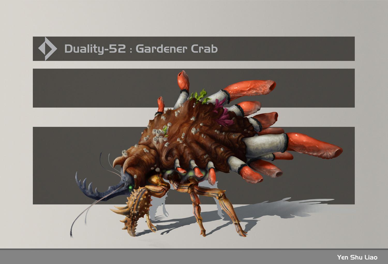 Duality-52: Gardener Crab