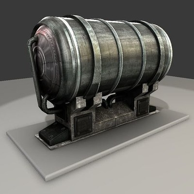 Dennis haupt large metal water tank 3d model 3ds fbx obj blend dae stl 63c49834 dc2e 4f7c af71 3ead2de7f83c