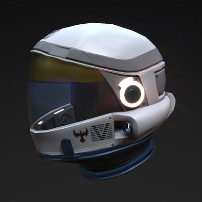 James morgan helmet space layout