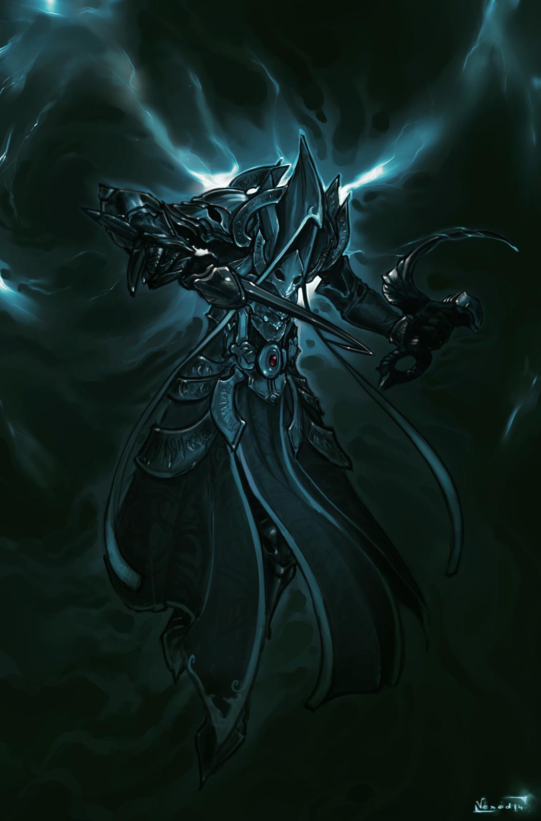 Malthael, Angel of Death