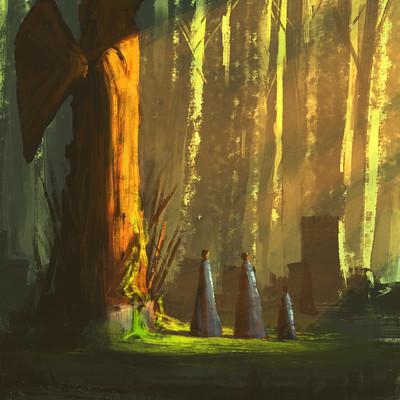 Kerim akyuz 193 forestdeity