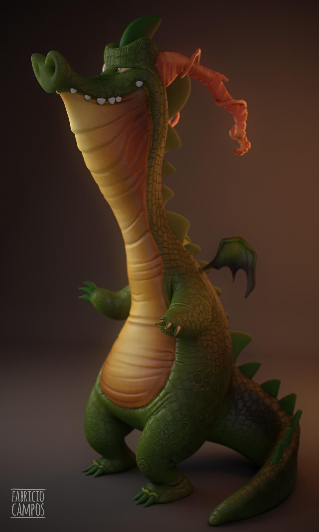 Fabricio campos dragon final