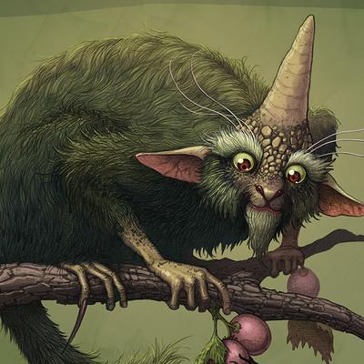 Edin durmisevic akan chreature color