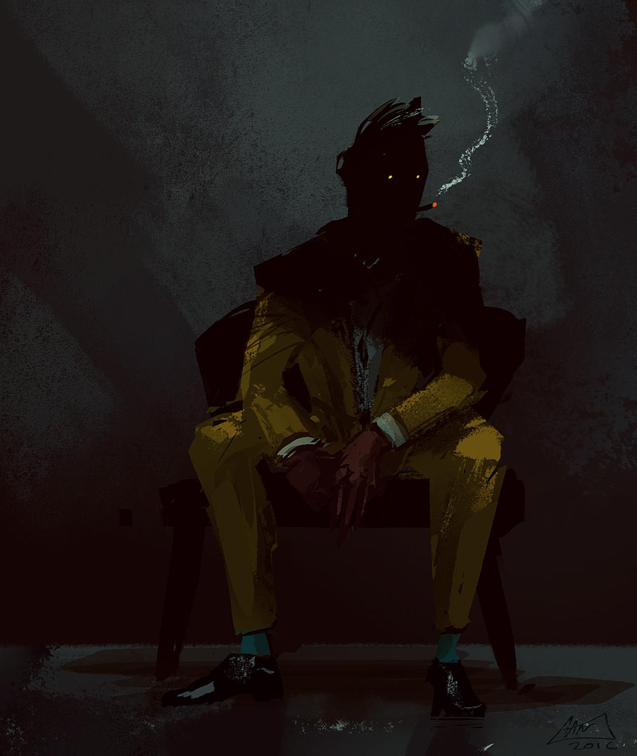 """Yellow Suit"""