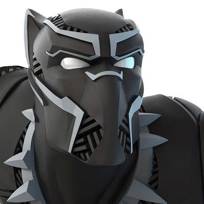 Ian jacobs black panther