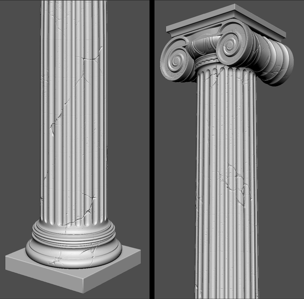 Aaron sturgeon columnsculpt