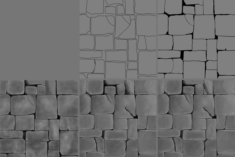 Palo piktor stone texture mkgof