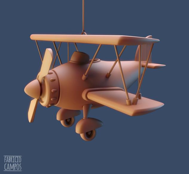 Fabricio campos airplane