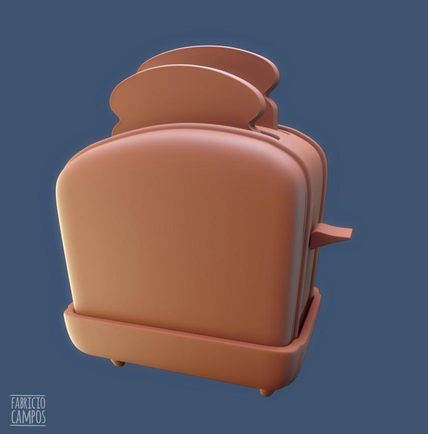 Fabricio campos toaster