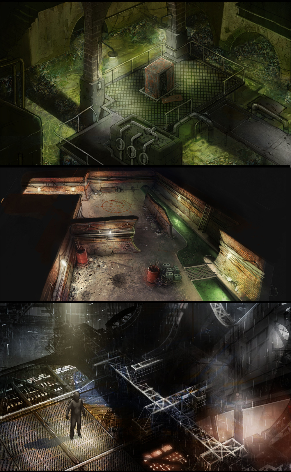 West clendinning sro environments concepts