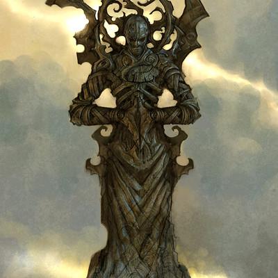 Mike mccarthy auroran statue