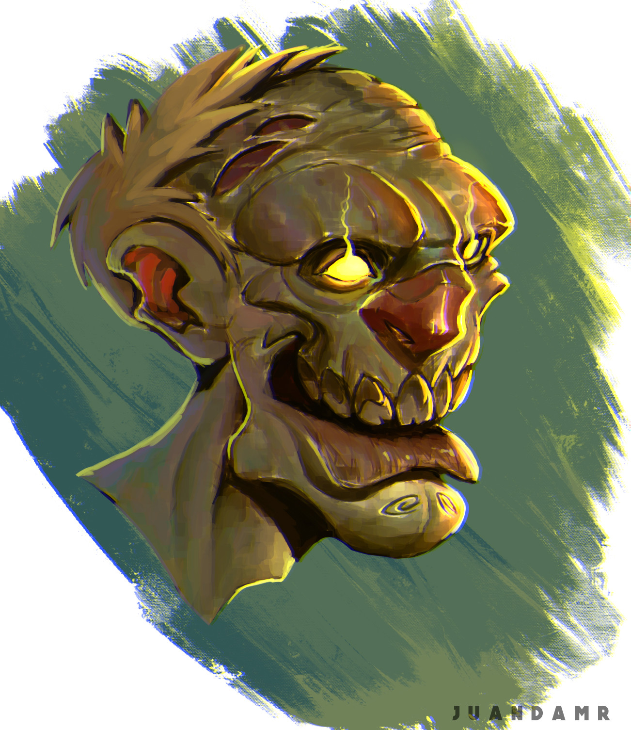 Juanda rico zombie