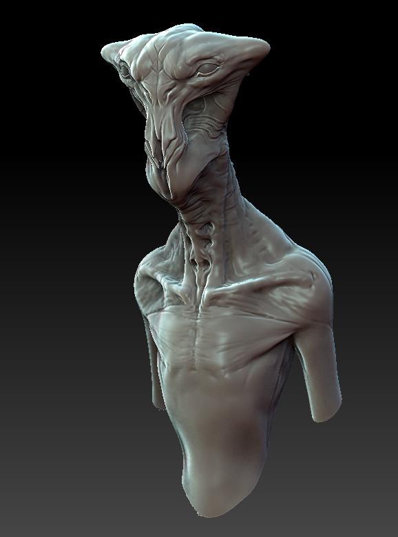 Josh marlar aliendemon dude v001