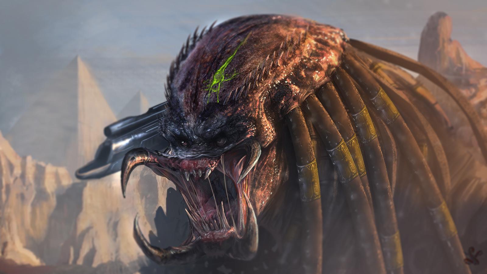 Predator Fanart