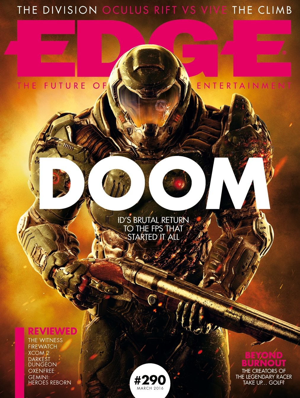 ArtStation - ID Software´s Doom Marine, Petur Arnorsson