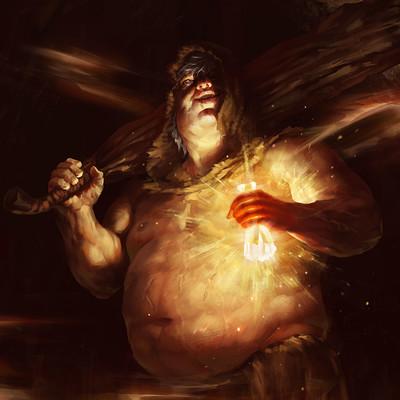 Manuel castanon the monstrous saint final