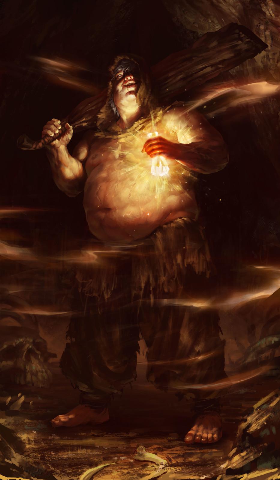 The Monstrous Saint