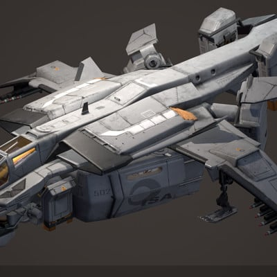 Andreas stromberg dropship final v2 top