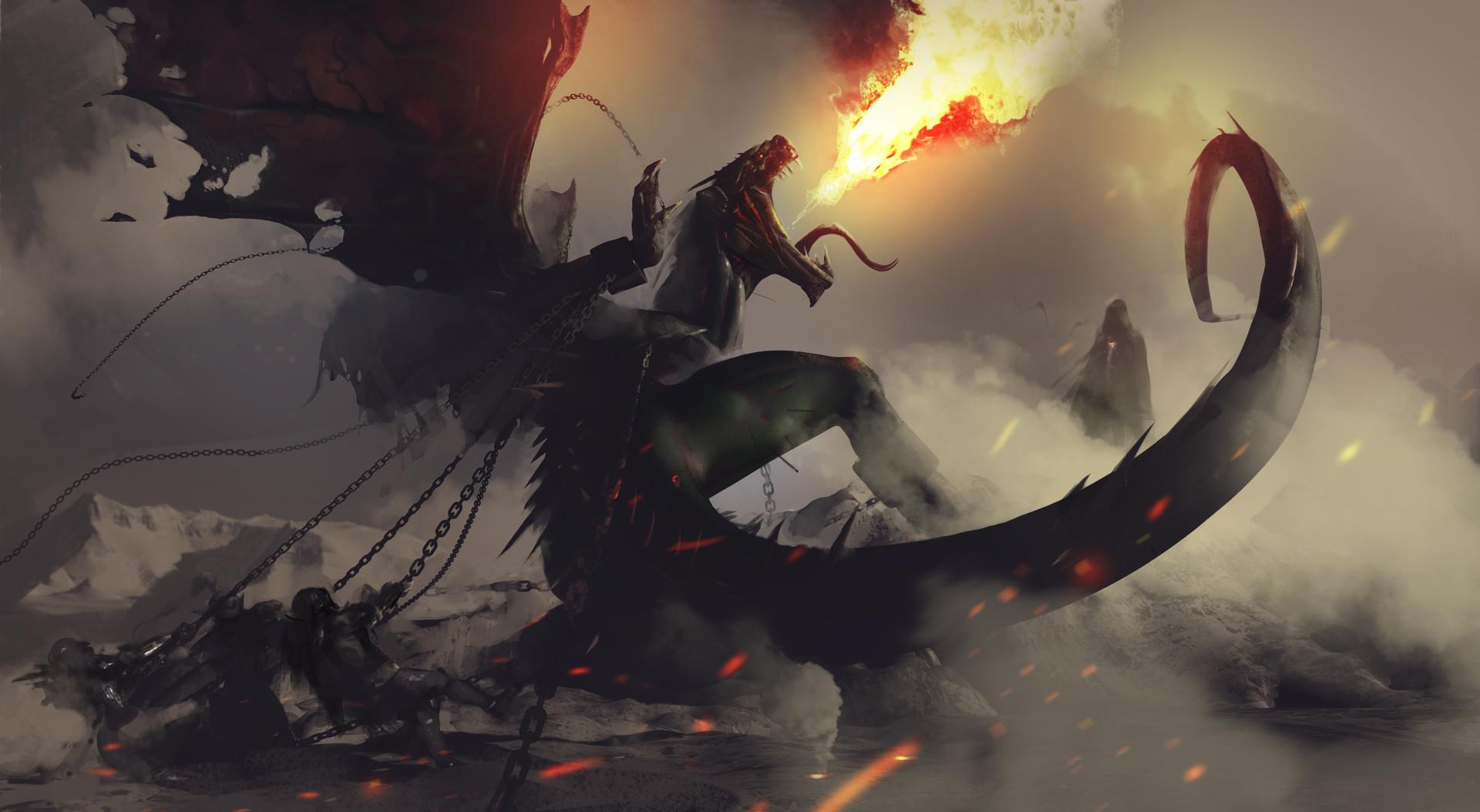Nikolay karelin dragon4