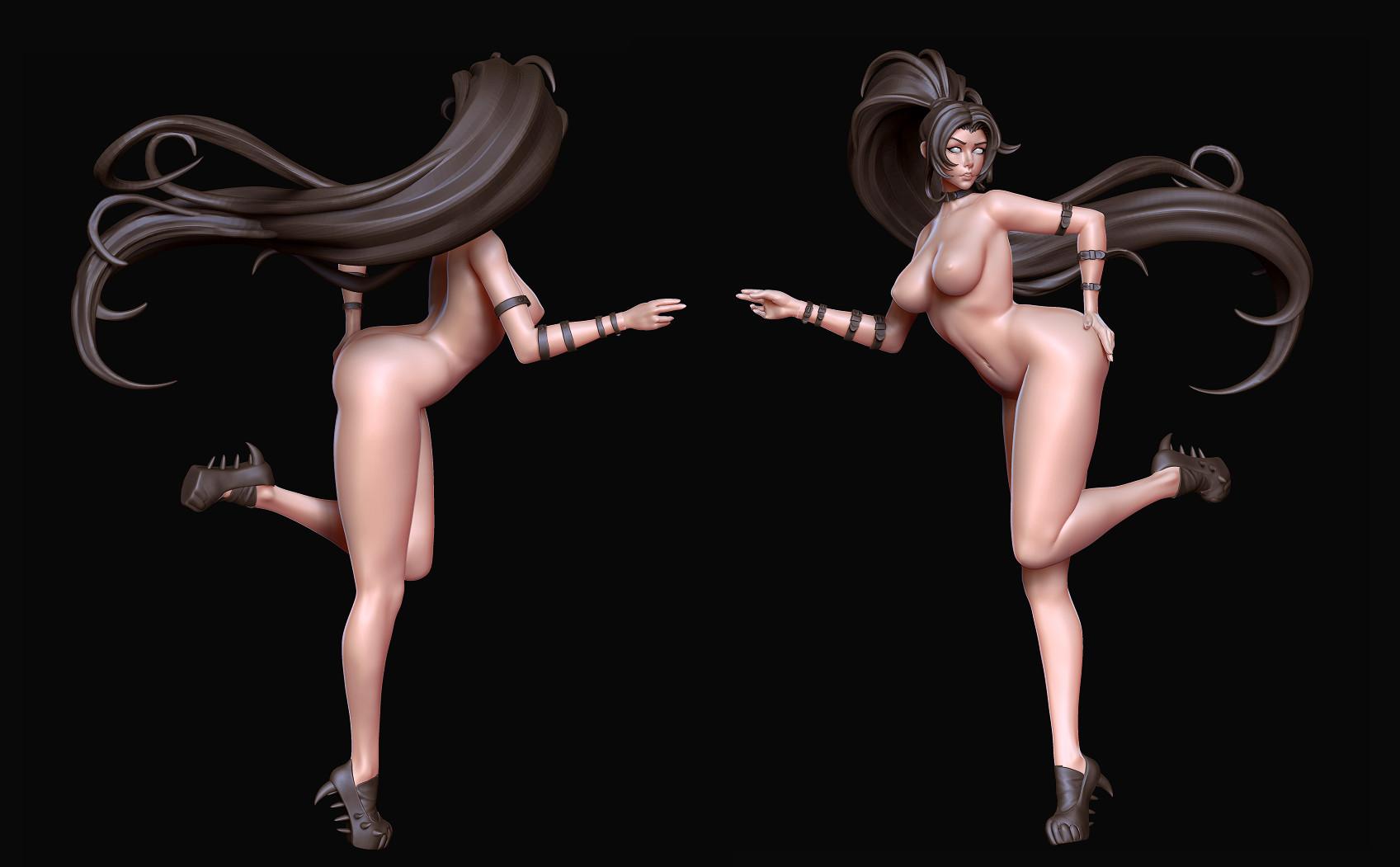 Layna lazar hammergirl wip 08 nude2