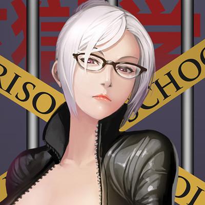 Sanghyun yu prison school meiko