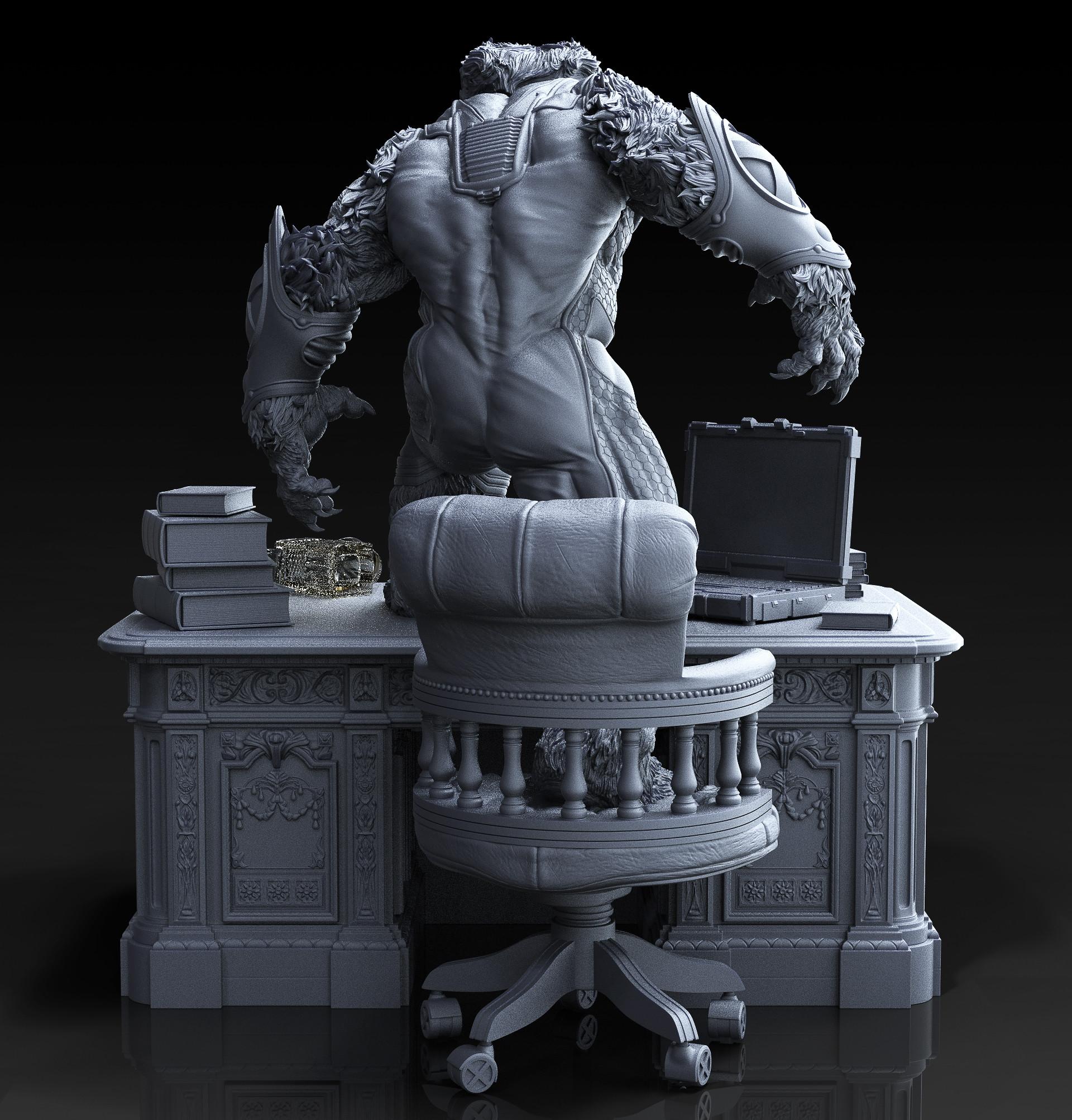 Sheridan doose spawningpoolstudios beast 05