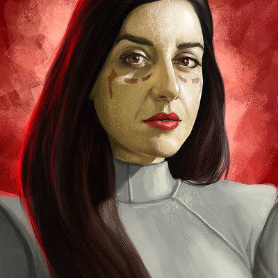 Gabriela shelkalina tng alien maria