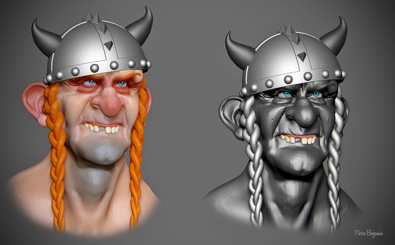 Pierre benjamin update viking001