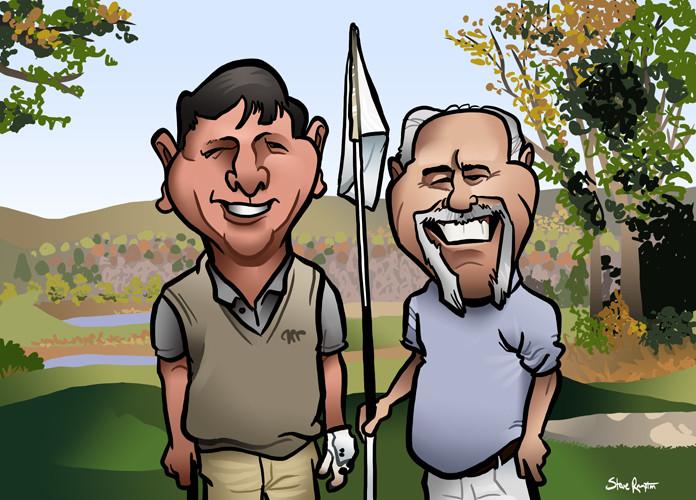 Steve rampton golfers