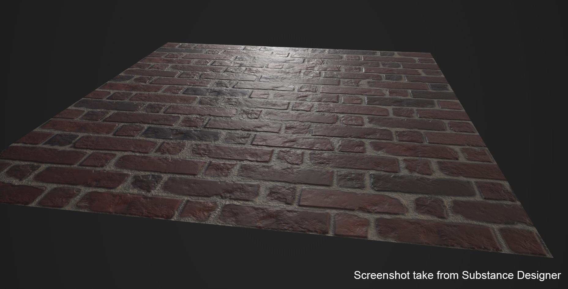 Lloyd james substance designer ss brick 1