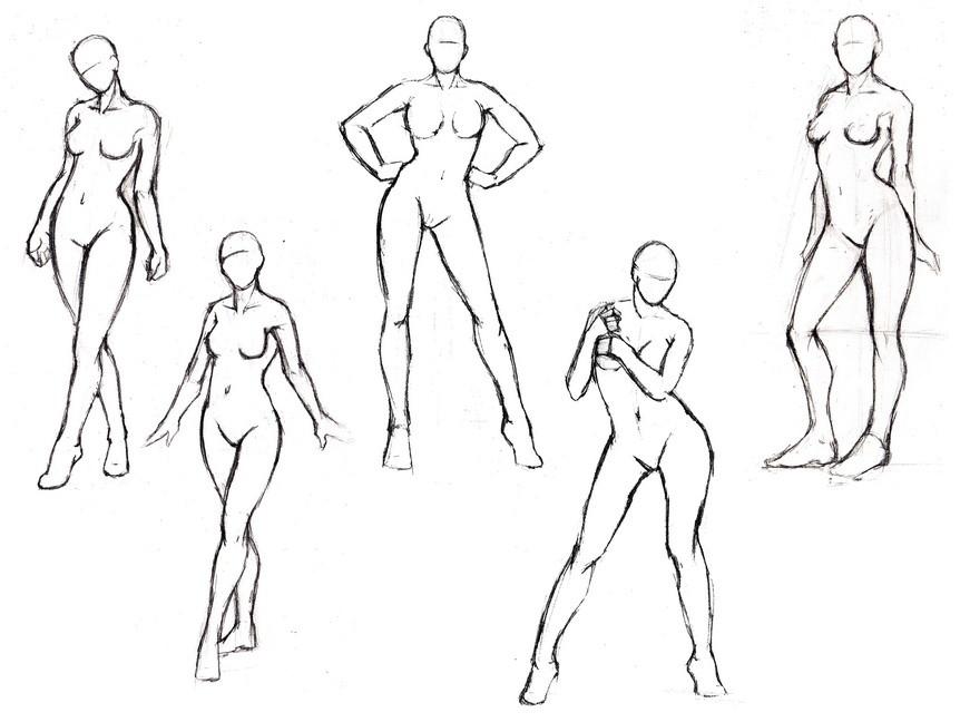 Women poses pics 18