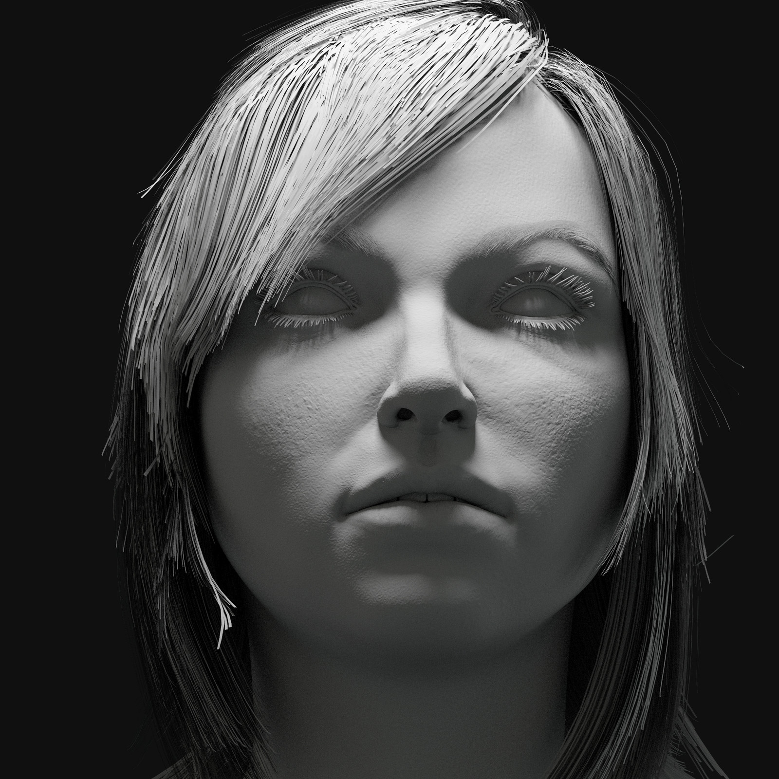 Sculpt for Render Practice