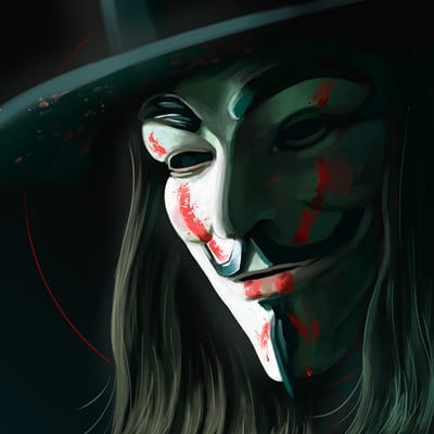 Marcos mansur guy fawkes