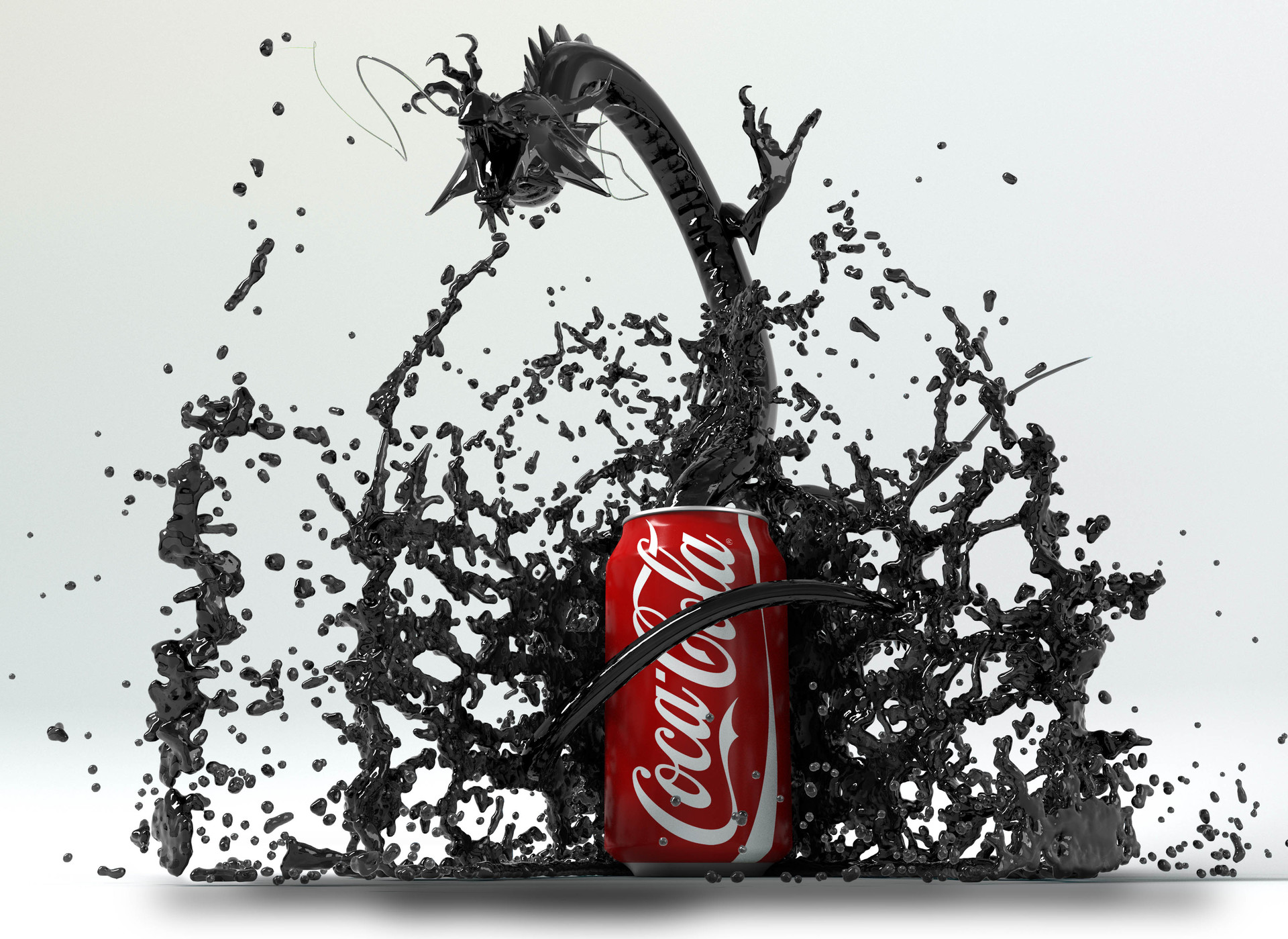 Hugo matilde coca cola