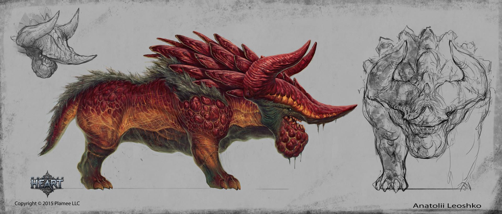 bull devil demon of -#main