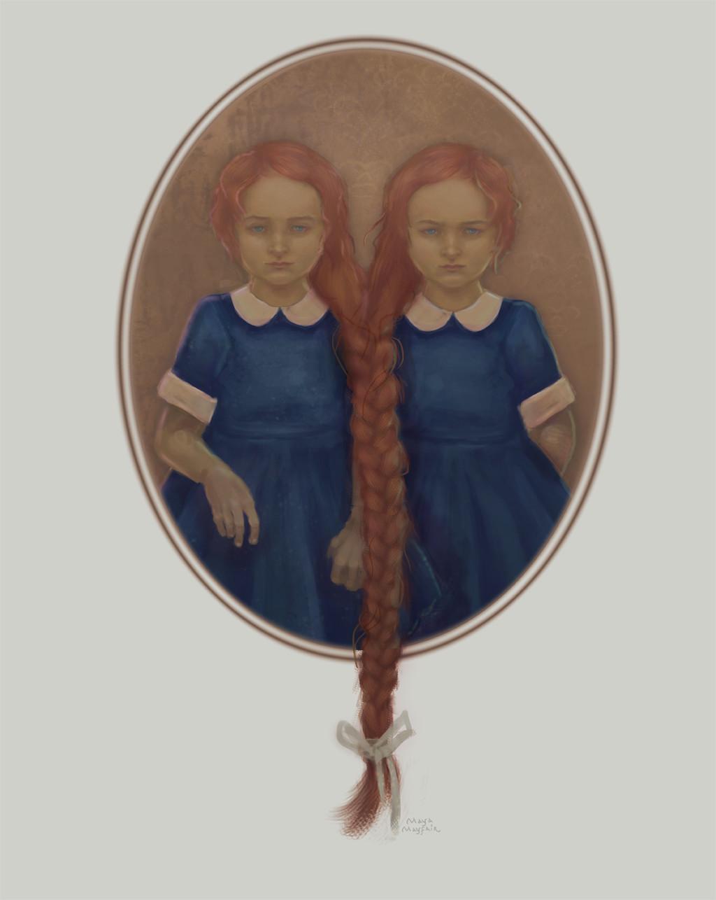 Maya grishanowitch madameoiseau sistersround sm