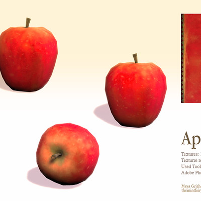 Maya grishanowitch apple