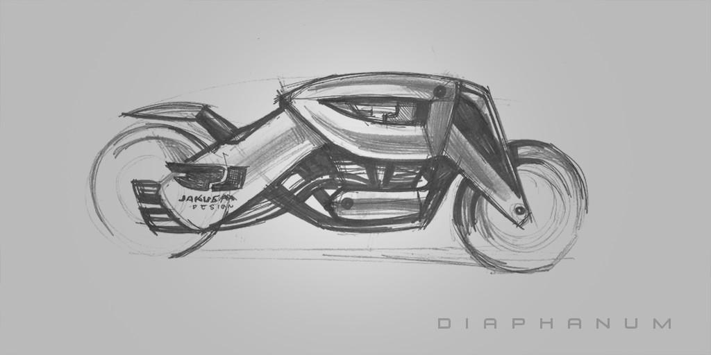 Tamas jakus jakusa diaphanum sketch