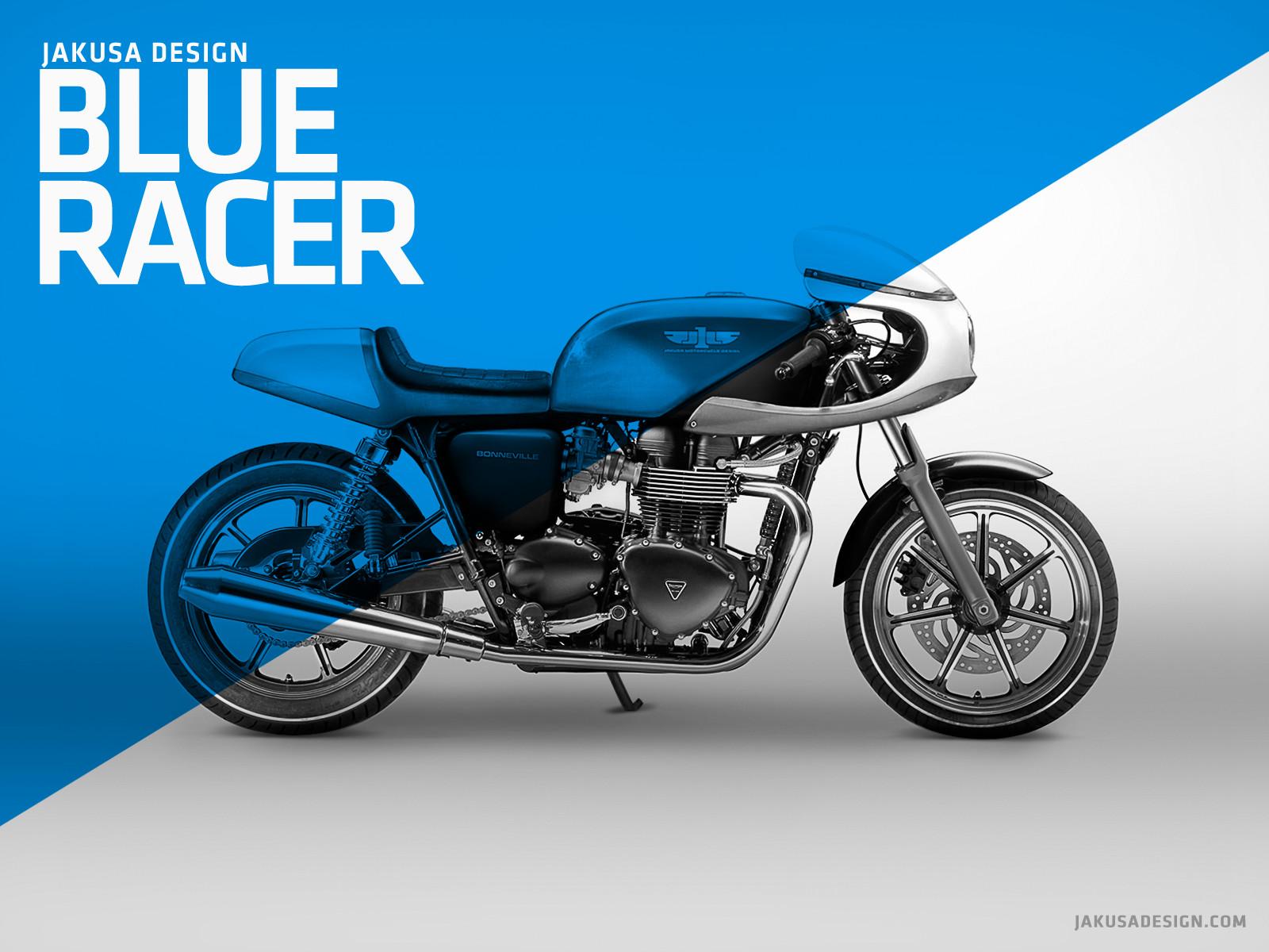 Tamas jakus blueracer 3