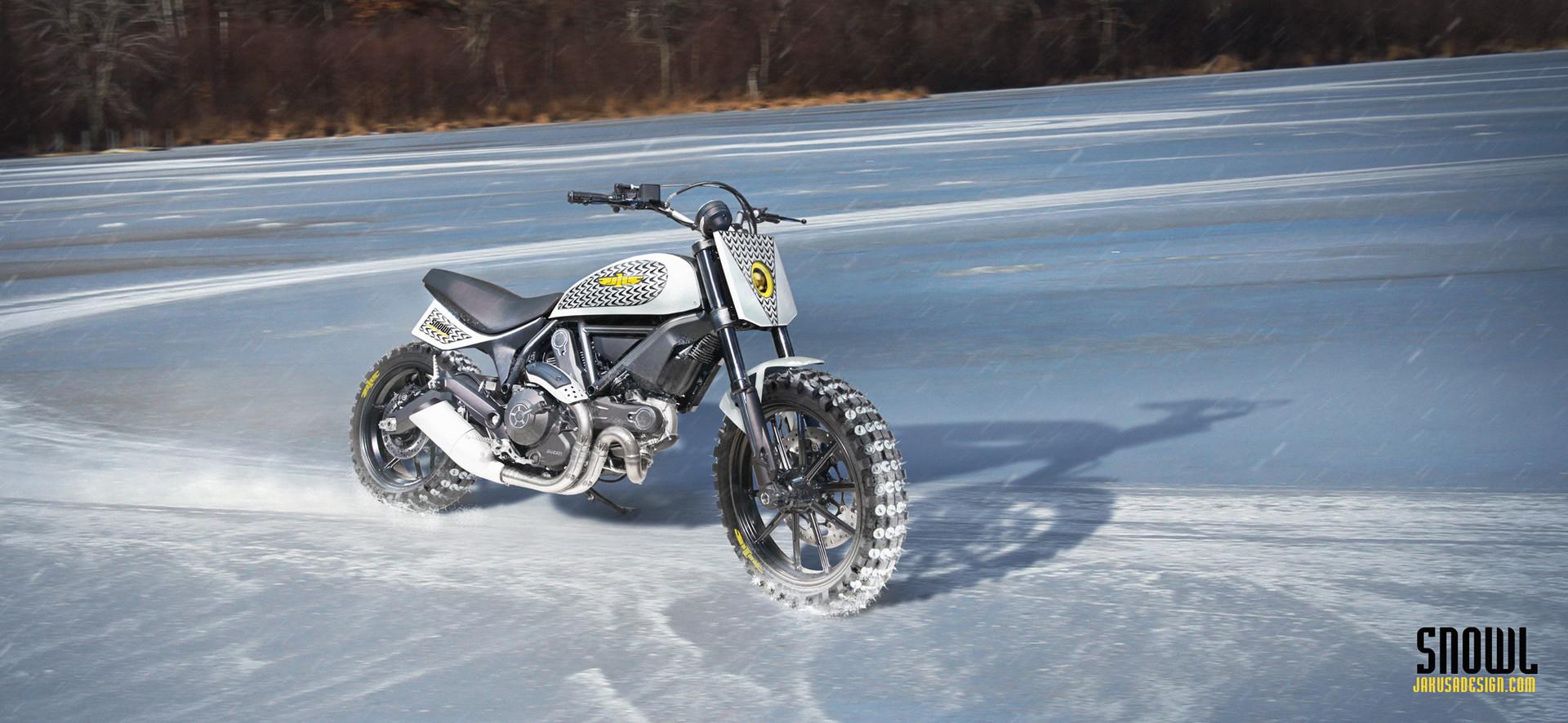Tamas jakus snowl motorcycle 2048