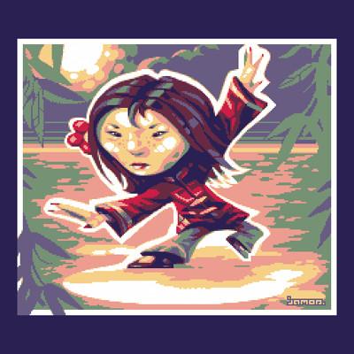 Dragan jakovljevic sha lu likes kung fu